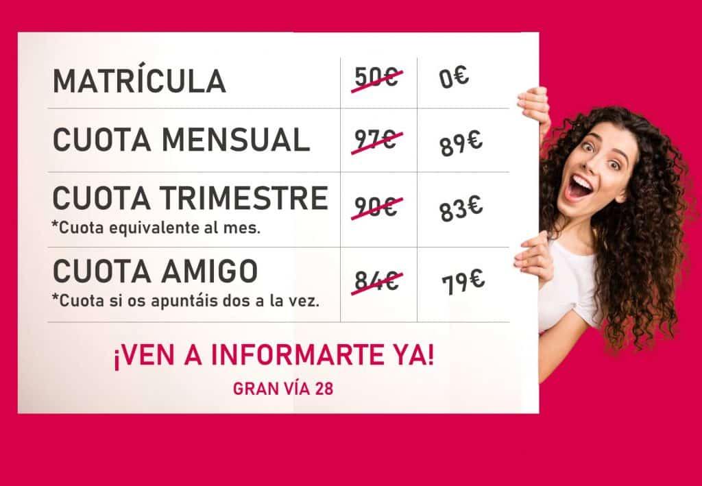 Oferta Academia de Inglés en Zaragoza
